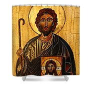St. Jude The Apostle Shower Curtain