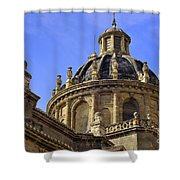 St Justo And Pastor Church Shower Curtain