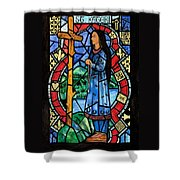 St. Kateri Shower Curtain