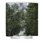 St Louis Arch Shower Curtain by Lynn Geoffroy