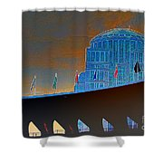 St. Louis Art #2 Shower Curtain