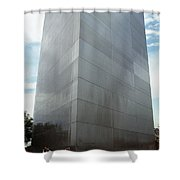 St. Louis - Gateway Arch 5 Shower Curtain