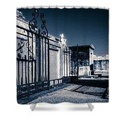 St Louis One- Nola Shower Curtain
