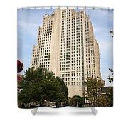 St. Louis Skyscraper Shower Curtain