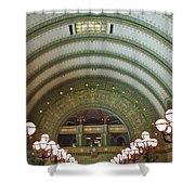 Ornate St. Louis Station Shower Curtain