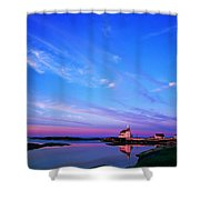 St. Lukes Anglican Church, Newtown Shower Curtain