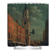St. Magnus The Martyr Shower Curtain