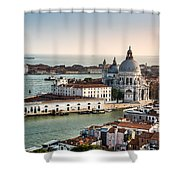 St Maria Of Salute Shower Curtain
