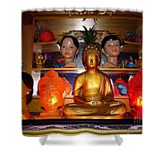 St Marks Altar Shower Curtain