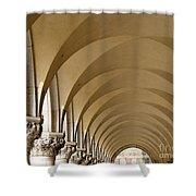 St. Marks Basilica Arches Venice Shower Curtain