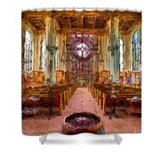 St. Marks Cathedral 1 Shower Curtain