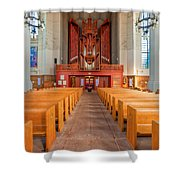 St. Marks Cathedral 4 Shower Curtain