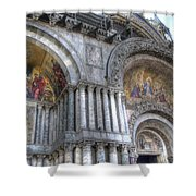 St Marks Entry - Venice Italy Shower Curtain