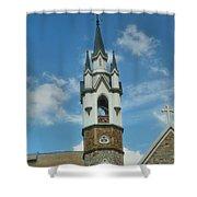 St. Mark's Episcopal Church Grand Rapids Shower Curtain