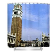 St. Mark's Square Shower Curtain