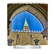 St Marks Tower - Venice Italy Shower Curtain
