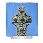 St. Martin's Cross Close Up Shower Curtain