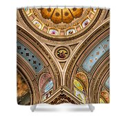 St. Mary Of The Angels Splendor Shower Curtain
