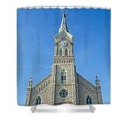 St. Mary's In Port Washington  Shower Curtain