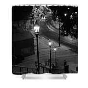 St. Mary's Stairs  Shower Curtain