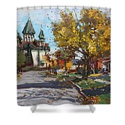 St. Marys Ukrainian Catholic Church Shower Curtain