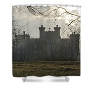 St Marys Villa For Children In Ambler Shower Curtain