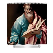 St Matthew Shower Curtain