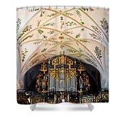St Michael's Bamberg Shower Curtain