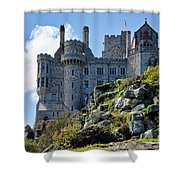 St Michael's Mount 1 Shower Curtain