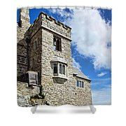 St Michael's Mount 2 Shower Curtain