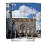 St Michael's Mount 3 Shower Curtain