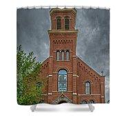 St Micheals Church Shower Curtain