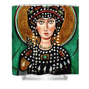 St Patricia Shower Curtain