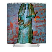 St. Patrick Cathedral  Shower Curtain