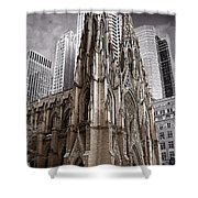 St. Patricks Cathedral  Shower Curtain