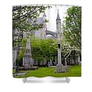St Patricks Cathedral - Dublin Ireland Shower Curtain