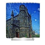 St Patrick's Church Shower Curtain