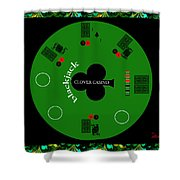St. Patrick's Day Tournament - Featured In 'cards For All Occasions' Shower Curtain