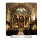 St Patricks II Shower Curtain