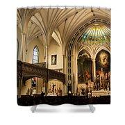 St Patrick's Iv Shower Curtain