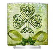 St. Patty's Shower Curtain