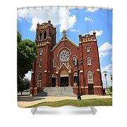 Hamel Illinois - St. Paul's Shower Curtain