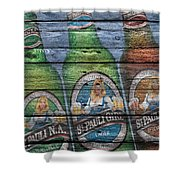 St Pauli Girl Shower Curtain