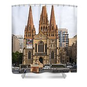 St. Paul's Anglican Cathedral Shower Curtain