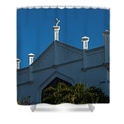St Paul's In Key West Shower Curtain