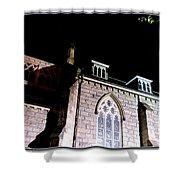 St. Paul's Presbyterian Church Shower Curtain