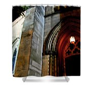 St. Paul's Presbyterian Church Hamilton Ontario  Canada Front View Shower Curtain