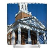 St. Pauls's Memorial Church Charlottesville Shower Curtain