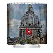 St Peters Shower Curtain