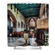 St Peter's Church Shower Curtain